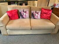 Large 2 seater sofa. Excellent condition