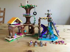 Lego Friends Adventure Camp Treehouse Playset