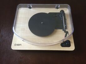 Bluetooth record player for sale