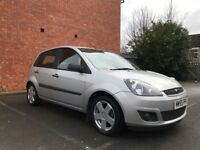 Almost Brand New 2005 Ford Fiesta 1.25 with An Amazing History