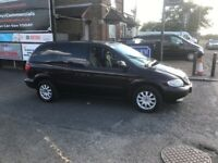 CHRYSLER VOYAGER 2.5 CRD LX 5dr (red) 2004