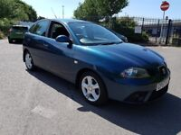 2008 SEAT IBIZA 1.2 REFERENCE SPORT FULL SERVICE HISTORY NICE CAR