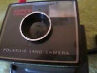Polaroid Land Camera Super Swinger Polaroid Instant Camera for sale £7