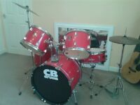 Drum Set CB Semi Professional