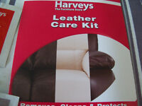 Harveys Leather Furniture Care Kit