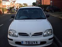 NISSAN MICRA EQUATION AUTOMATIC FULL SERVICE HISTORY 11 MONTHS MOT CHEAP TAX & HISTORY
