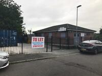 Office and car / day nursery to let