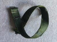 Original British army adjustable belt