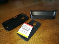 Galaxy Nexus large battery, Extender back, Case and Dock
