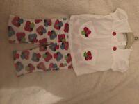 Baby girl set from next leggings n top