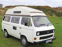 VW T25 Transporter Campervan 1987