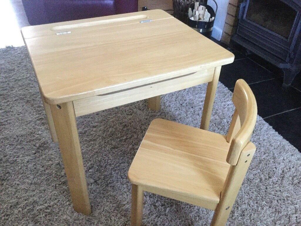 John Lewis Kids Desk Chair Solid Wood