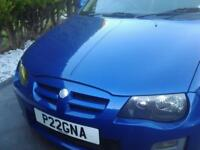 MG ZR 5 door 1 lady owner owner from new