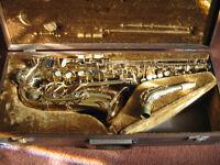 Selmer Super Action 80 Alto Saxophone Sax