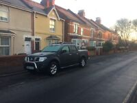 Nissan navara, 116000 great work horse & large family vehicle