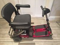 Luggie Freerider Mobility Scooter