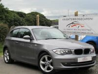 2009 BMW 116D SPORT DIESEL 72938 MILES 3 DOOR 2 OWNER 1 YEAR MOT FULL SERVICE HISTORY IMMACULATE
