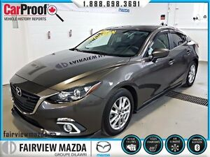 2014 Mazda MAZDA3 GS-SKY Groupe commodité/AC/ Bluetooth