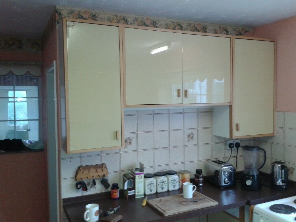 1960\'s retro Kitchen Units | in Dereham, Norfolk | Gumtree
