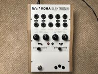 Koma Elektronik BD101 Analog Delay / Gate