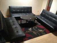 3 sofa bed set for sale