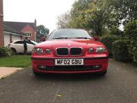 BMW 316TSI (E46 Compact)