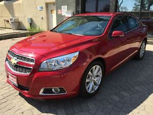 2013 Chevrolet Malibu LT|Low Kilometers|Excellent Condition