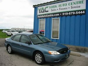 2005 Ford Taurus SE; Cold A/C Snow tires incl!