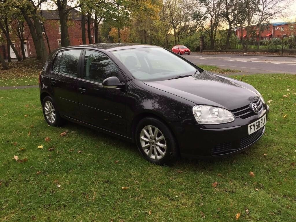 2008 58 VW GOLF MK5 1.9 TDI MATCH IMMACULATE EXAMPLE MUST SEE FULL MOT FINANCE AVAILABLE