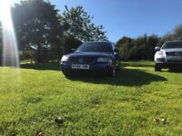 Volkswagen, PASSAT, Saloon, 2004, Manual, 1896 (cc), 4 doors