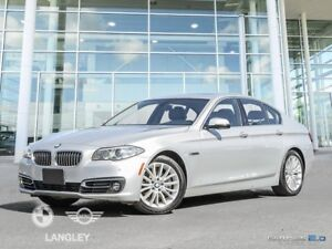 2014 BMW 528i Premium Package