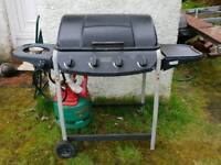 Gas barbeque glasgow free delivery + 1×15 kg gas tank free