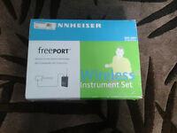 Sennheiser Freeport FP72 Wireless Instrument Set