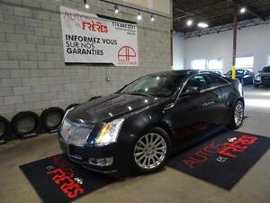 2011 Cadillac CTS Coupe AWD [[ GPS + CAMERA + MINT!! ]]