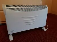 Electric portable heater radiator