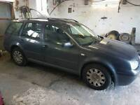 03 Volkswage Golf 1.9 tdi Estate