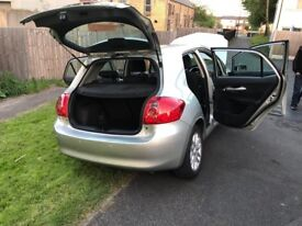 FURTHER REDUCTION QUICK SALE Toyota Auris 2007 good condition Full history, MOT until 20/12/18