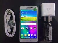 SAMSUNG A5 WHITE / UNLOCKED / 16 GB/ VISIT MY SHOP. / GRADE A / WARRANTY + RECEIPT