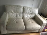1 seater and 2 seater sofas FREE to good home