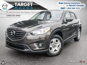 2016 Mazda CX-5 GS GS! AWD! REVERSE CAM! ONE OWNER! GS! AWD! REV