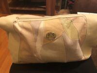 Faux leather vintage HH classic handbag