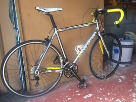 "Boardman Comp Road Bike Bicycle (size 22"")"
