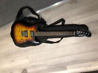 Washburn X-series guitar
