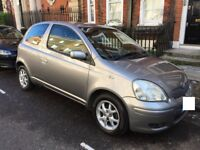 Toyota Yaris 2005 1.3 Litre Colour Collection 3 Door Collection from Chelsea, London