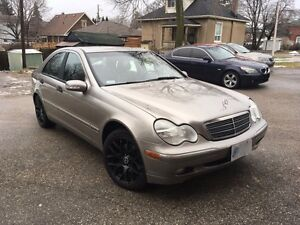 2004 Mercedes-Benz C240 4x4-NO ACCIDENT-SAFETY & E-TESTED