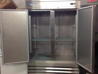 """48"""" stainless steel cooler"""
