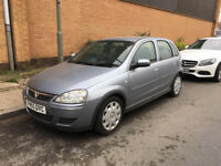 Vauxhall Corsa Hatchback (2000 - 2007) C 1.3 CDTi 16v Design 5dr (a/c) *Cheap to tax and Insure*