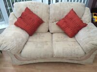 2seater sofa (free collection)