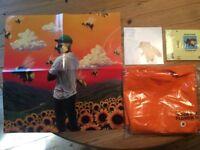 Scum F#ck Flower Boy Tyler the creator CD Bundle.