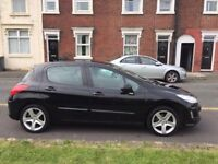 PEUGEOT 308 Sport - Full Service History, Genuine Low Millage 68200!!